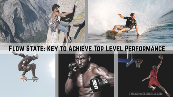 Flow State: Key to Achieve Top Level Performance