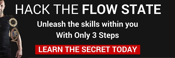 hack the flow state, hack your flow, unleash the skills within you, learn the secret today, flow state