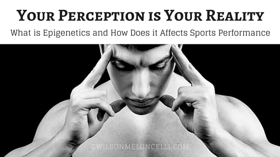 your perception is your reality, Your Perception is Your Reality   What is Epigenetics and how does it affects Sports Performance, dr bruce lipton, biology of belief, epigenetics, perception sports, perception is reality, alpha-theta waves, flow state, flow state in sports performance