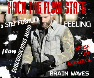 hack the flow state banner 300x250