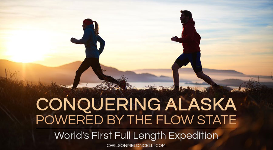 Conquering Alaska Through Flow State | World's 1st Endurance Expedition